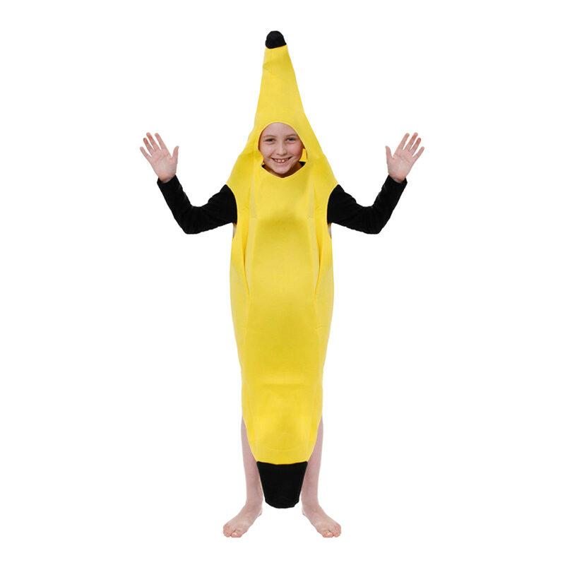 Banan Barn Maskeraddräkt, barndräkt maskerad